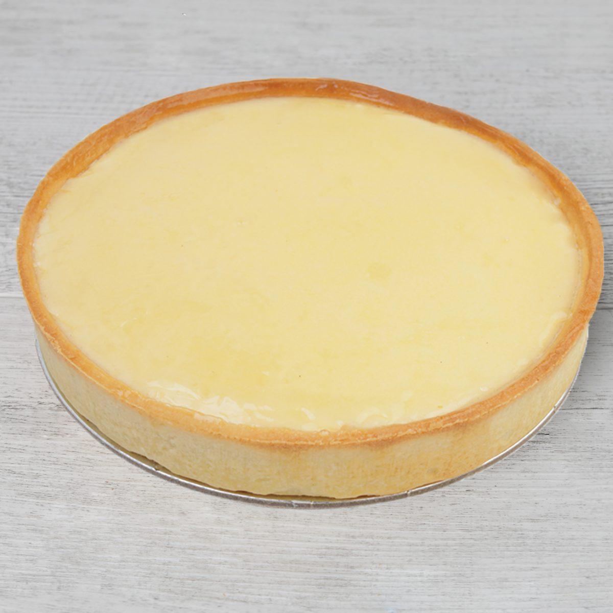 Baked Cheesecake Tart