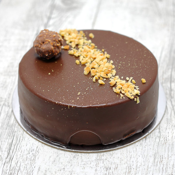 Haselnuss Sahne Torte